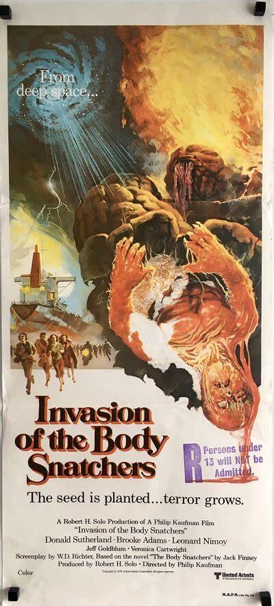 invasion   body snatchers  horror film wiki