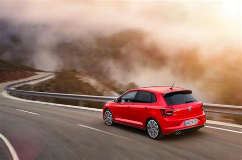Volkswagen Car : Vw Polo 2018 In Pictures By Car Magazine