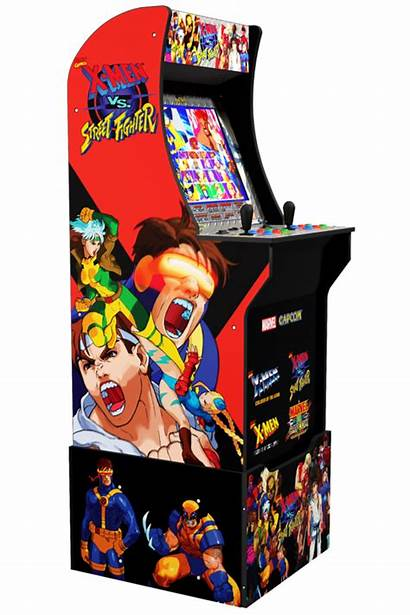Arcade1up Capcom Marvel Cabinet Pinball Arcade Fighter