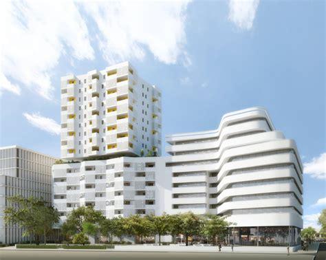 siege edf eiffage lance le chantier du quartier témoin de l 39 ecocité