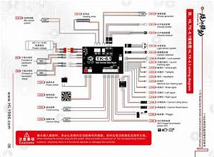 Heng Long Connection Diagram  Instructions For Tk6 0 And Tk6 1 Version Electrics For 1  16 Rc Tanks