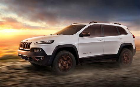 2018 Jeep Cherokee Sageland Concept 3 Wallpaper Hd Car