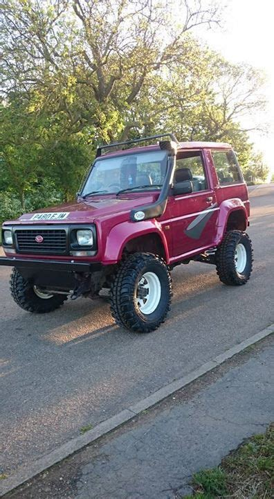 Daihatsu Rocky Lift Kit daihatsu rocky lift kit 118 best rocky images on
