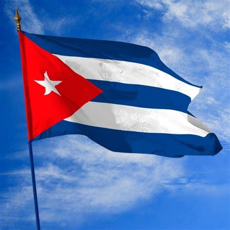 chaise pliante drapeau de cuba