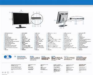 Dell Sp2208wfp Monitor Setup Diagram User Manual Guide En Us