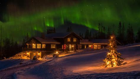 1920x1080 christmas xmas winter vacation homes