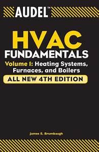 Audel Hvac Fundamentals  Volume 1  Heating Systems