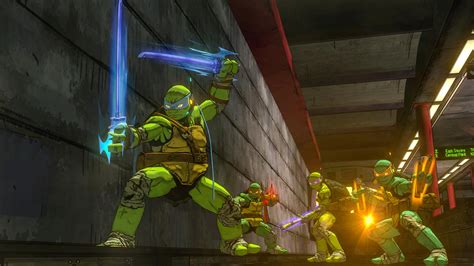 Teenage Mutant Ninja Turtles Mutants In Manhattan Gets