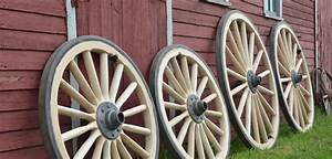 Wooden Wheels For Sale