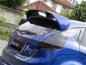 Ford Fiesta Spoiler : fit ford fiesta 2010 2015 5dr hatchback spoiler wing rs ~ Kayakingforconservation.com Haus und Dekorationen