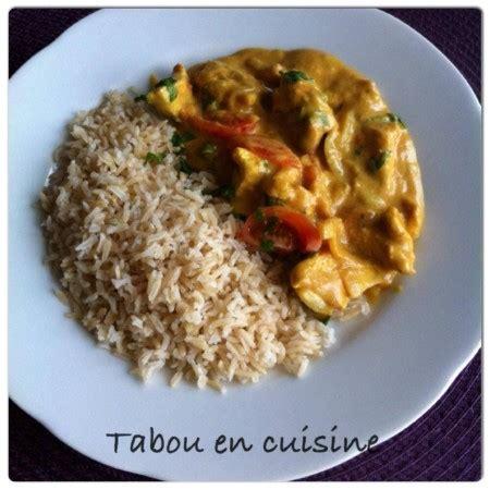 utilisation du lait de coco en cuisine curry de poulet au lait de coco tabou en cuisine