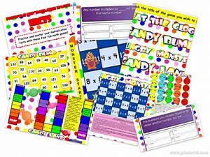 Fourth Grade Math Smart Board Games & Freebies (CCSS Aligned!)