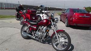 601957 - 2012 Honda Rebel 250 Cmx250c