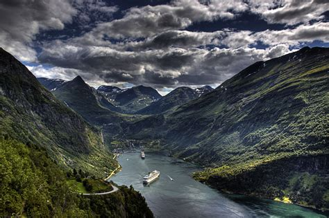 beautiful sights  scenes  norway world travel hd