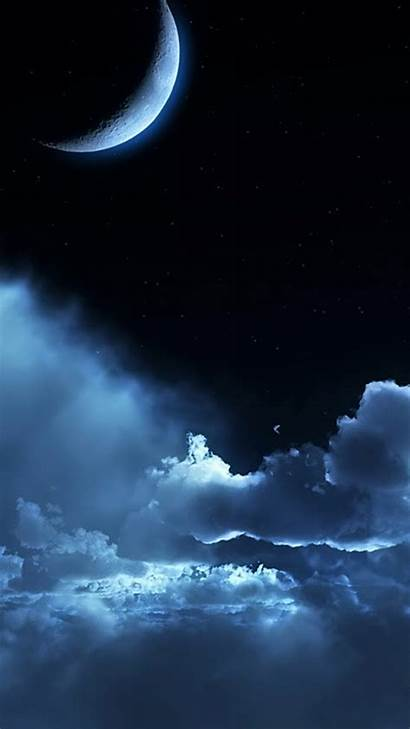 Sky Night Phone Mobile Android Wallpapers Ultra
