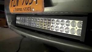 Wiring My 24 U0026quot  Led Light Bar