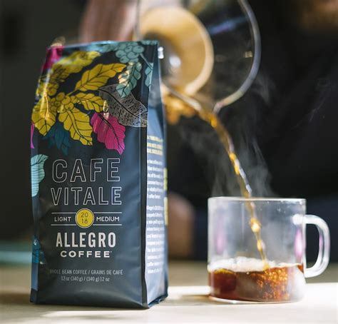 Allegro coffee company was born in 1985 and was the brainchild of jeffrey cohn. Drink of the Week: Allegro Coffee Café Vitale - Imbibe Magazine