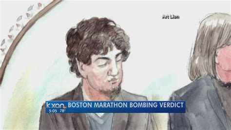 Dzhokhar Tsarnaev Found Guilty in Boston Bombing Trial ...