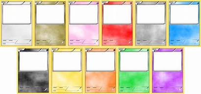 Pokemon Blank Card Templates Cards Trading Template
