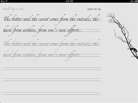 homework handwriting sheets printable calligraphy practice