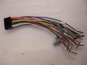 dual wire harness xdvd236bt xdvd1265bt xdvd136bt xdvd1262