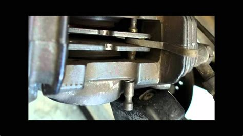 Brake Pads Bmw Motorcycle Replacing