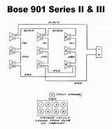 Lspeaker Wiring Diagram Bose 901 Series