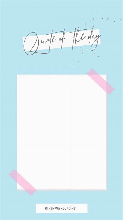 Instagram Templates Overlays Template Background Frame Story