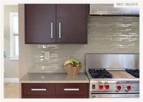 kitchen backsplash ideas with light cabinets light brown backsplash tile light brown color glass brick 9061