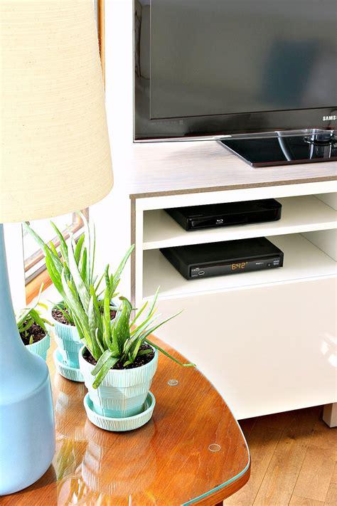Ikea Besta Hack by Ikea Besta Hack 2 0 Diy Besta Tv Stand With Wood Top
