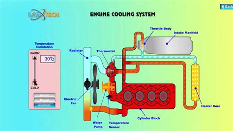 Diagram System Vehicle Cooling by 15 How Does The Cooling System Work On A Car You Will