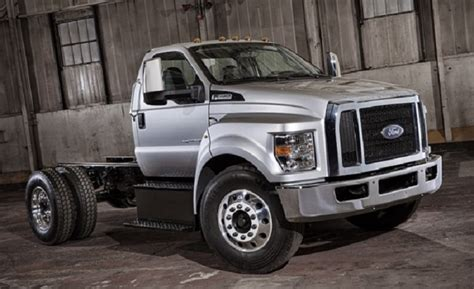 2017 Ford F750 Review And Price  Trucks Reviews 2019 2020