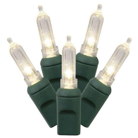 ecosmart 100 light led warm white m5 light set vickerman 36098 led miniature m5 m6 light