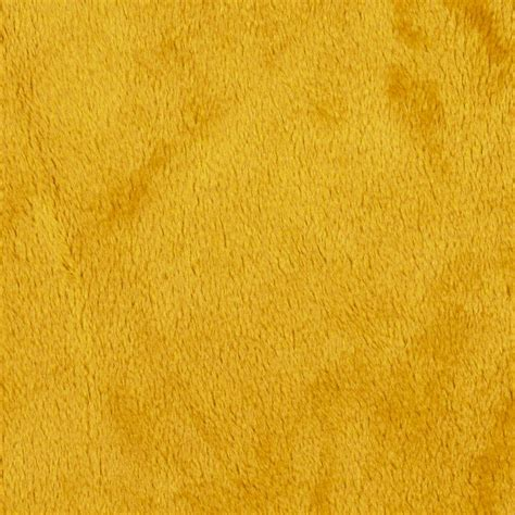 shannon minky solid cuddle 3 gold discount designer fabric fabric com