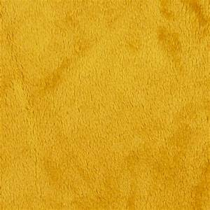 Shannon Minky Solid Cuddle 3 Gold - Discount Designer Fabric - Fabric com