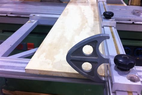 table saw stops dog repair of tablesaw crosscut fence flip stop photos question