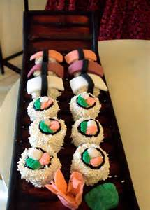 Cupcakes That Look Like Sushi