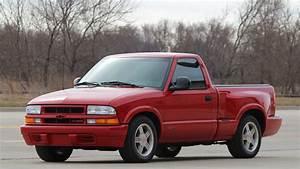 1998 Chevrolet S10 Ss Pickup