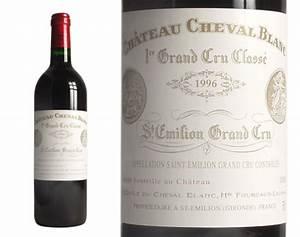 Chateau Cheval Blanc Prix : cheval blanc 1996 achat ch teau cheval blanc 1996 ~ Dailycaller-alerts.com Idées de Décoration