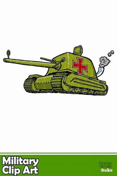 Tank Cartoon Tanks German Army Military Drawing