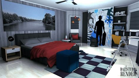 teen boys bedroom inlite studio  store