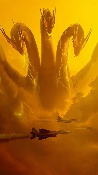 Godzilla King Phone Wallpapers Monsters Wallpapersafari