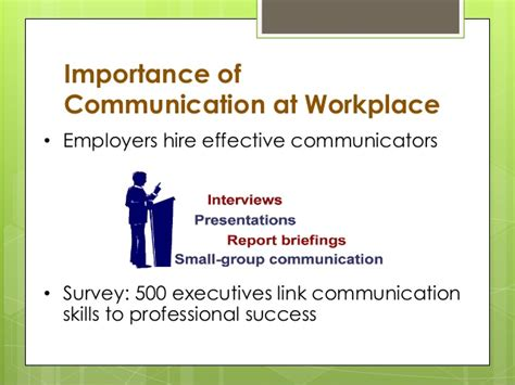 What To Write For Communication Skills In A Resume by Effective Communication Skills
