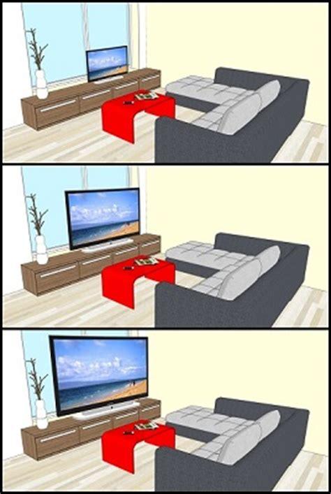 distanza divano televisore distanza tv divano ottimale architettura a domicilio 174