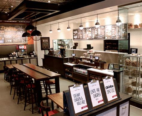 communal fast food tables invite personable dining experience qsr magazine
