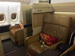 Etihad Airways Diamond First Class Review - LiveTraveled
