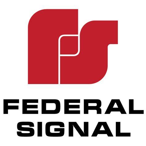 Federal signal Free Vector / 4Vector
