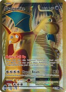Dragonite-EX - 106/108 - Full Art Ultra Rare - Pokemon ...