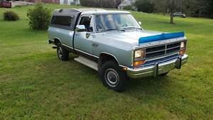 1989 Dodge W250 Cummins Turbo