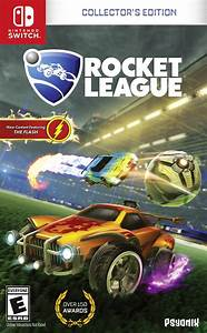 Rocket League Collector39s Edition Release Date Switch